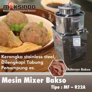 Mesin Mixer Bakso MF – R22A