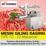 Mesin Giling Daging