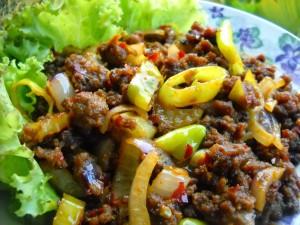 Resep Cincang Daging-mesinbakso