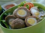 Cara Membuat Bakso Telur Spesial