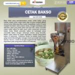 Mesin Cetak Bakso (MF-C280)